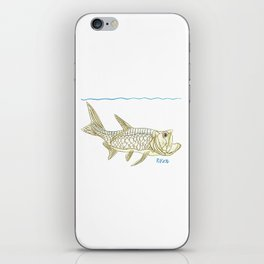 Key West Tarpon II iPhone Skin
