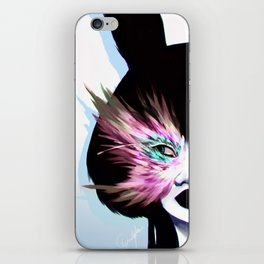 Q iPhone Skin