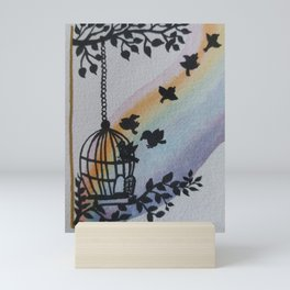 Freedom Mini Art Print
