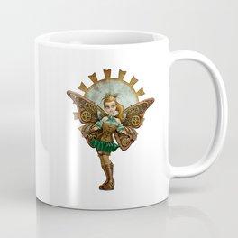 Spunky Steampunk Faery Coffee Mug