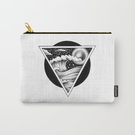 GIANT WAVES Carry-All Pouch