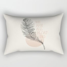 Feather Rectangular Pillow