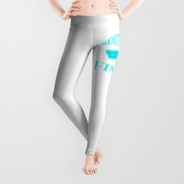 SOUTHSIDES FINEST Slim Fit Leggings