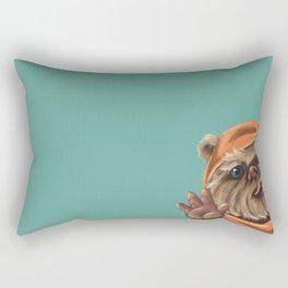 Ewok Rectangular Pillow