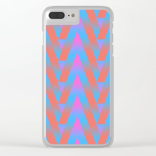 Ziggy ziggy Clear iPhone Case