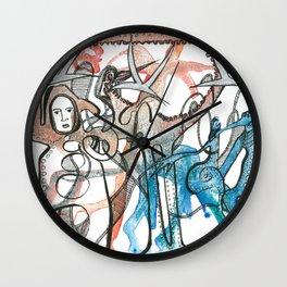 Machinery Wall Clock