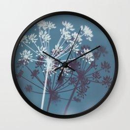 Twilight Stars Wall Clock