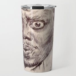 Bernie Mac Portrait Travel Mug