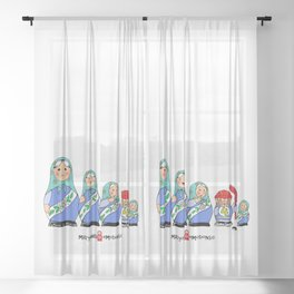 Special One Sheer Curtain