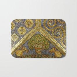 Mosaic Art - Fall of Mankind Bath Mat