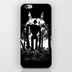 Miyazaki Forest iPhone & iPod Skin