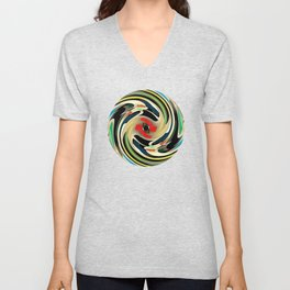 The Circle of Life Unisex V-Neck