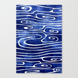 Tide III Canvas Print