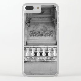 Architecture of Providence Rhode Island Clear iPhone Case