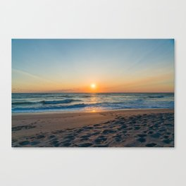 Canaveral Sunrise Canvas Print