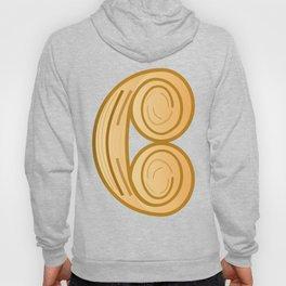 C for cool breakfast Hoody