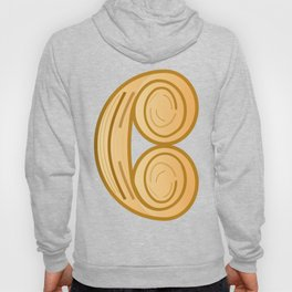 C for cool breakfast Hoody