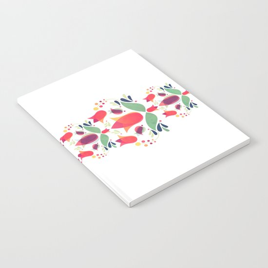 Gardens of V Notebook