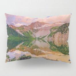 Snowmass Lake Pillow Sham