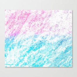 Wispy Silken Tufts Canvas Print