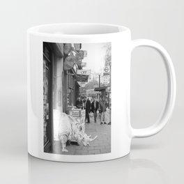 Rhino in Camberwell London Coffee Mug