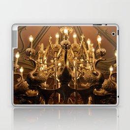 Swan Chandelier Laptop & iPad Skin