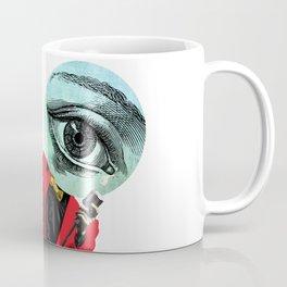 The Singer Coffee Mug