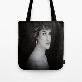 London Princess Diana Tote Bag
