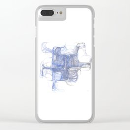 Equilibrium #Abstract #Art #Minimalism by Menega Sabidussi #society6 Clear iPhone Case
