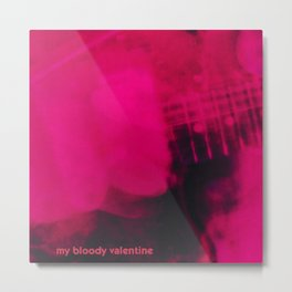 My Bloody Valentine - Loveless Metal Print