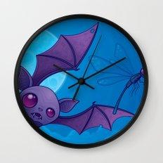 Damselfly In Distress Wall Clock