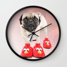 You don't have a pair or two too? Wall Clock