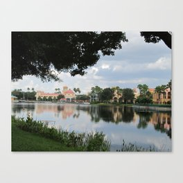 Coronado Springs Resort Canvas Print