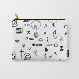 Logo Mania II Carry-All Pouch