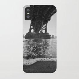 Under The Manhattan Bridge iPhone Case