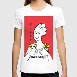 ASL Happy Birthday! T-shirt
