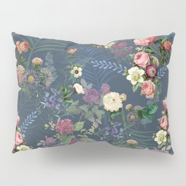 Magical Botanical Garden Pillow Sham