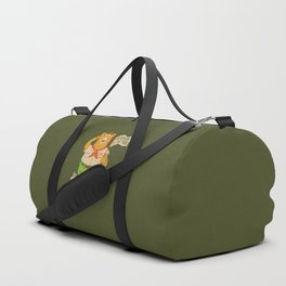 Adventure Is Out There Duffle Bag