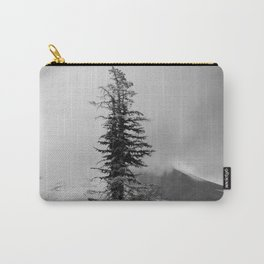 Melted Tree Carry-All Pouch