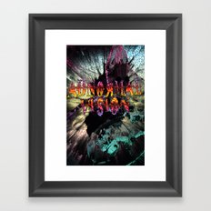 Abnormal Vision pt. 2 Framed Art Print