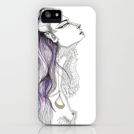Start Over iPhone Case
