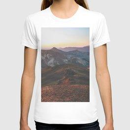 View from Wetterhorn Peak T-shirt