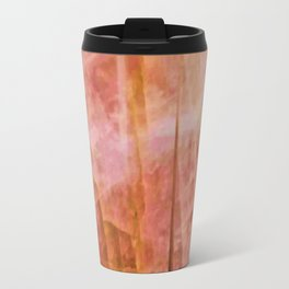 Wall of Citrine Travel Mug