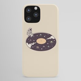 Cosmic Sound iPhone Case