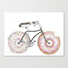 Bike Me Canvas Print