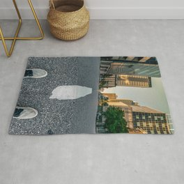 Down Is The New Up Rug