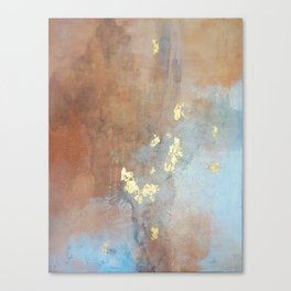 Burning Me Up Canvas Print