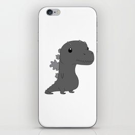 Now I am become Death, the Destroyer of worlds. iPhone Skin