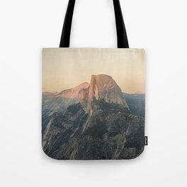 Half Dome III Tote Bag