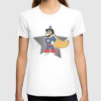 super mario T-shirts featuring Super Mario by tshirtsz